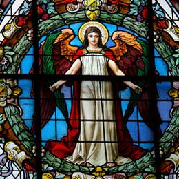 Briefmarken      des Themas Engel  '