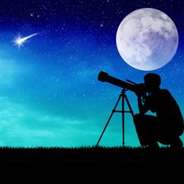Briefmarken      des Themas Astronomie und Astrologie  '