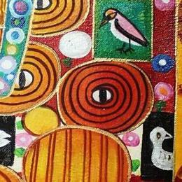 Briefmarken      des Themas Gustav Klimt  '