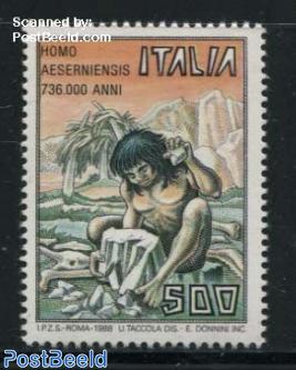 Homo aeserniensis 1v