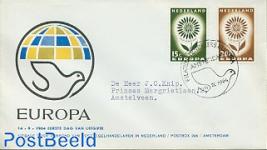 EUROPA FDC VVPN