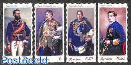 Royalties uniforms 4v