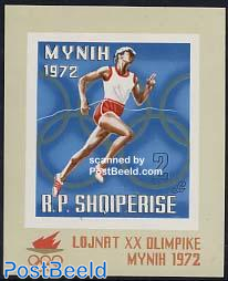 Olympic Games Munich s/s