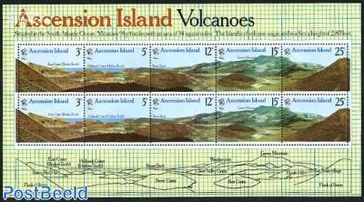Volcanoes s/s