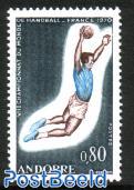 Handball championship 1v