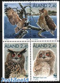 WWF, owls 4v [+]