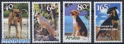 Dogs 4v