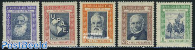 Postal welfare 5v