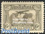 Air mail service 1v