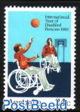 International year of disabled people 1v