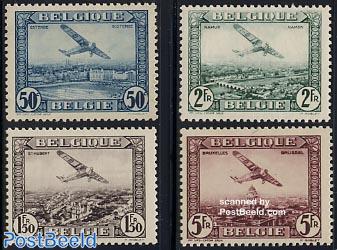 Air mail 4v