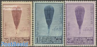 Balloon of Auguste Piccard 3v
