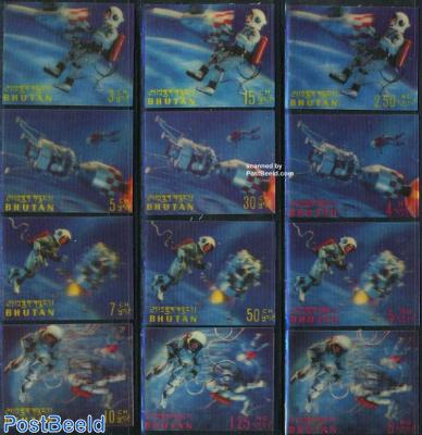Space flights 12v