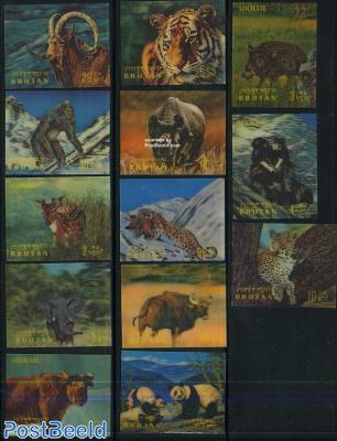 Animals 13v