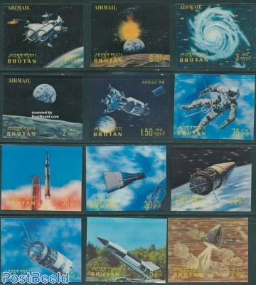 Space exploration 12v
