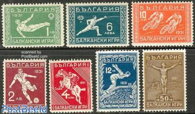 Balkan olympiade 7v
