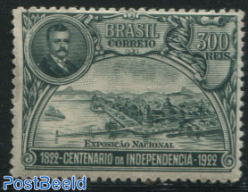 Independence centenary 3v