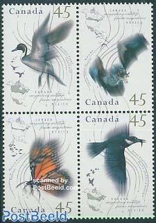 Flying animals 4v [+] faune migratrice