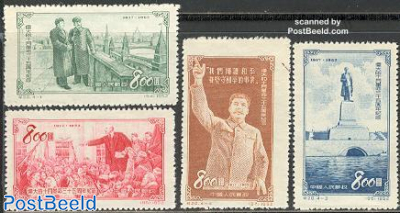 October revolution 4v