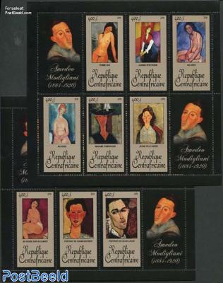 Amedeo Modigliani 12v (2 m/s)
