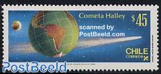 Halleys comet 1v
