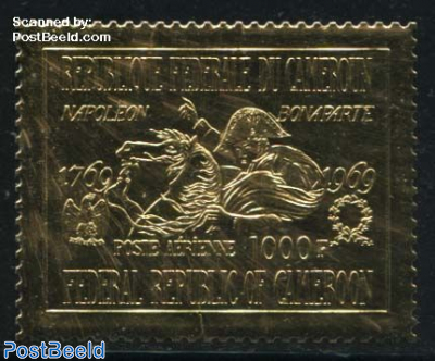Napoleon 1v gold