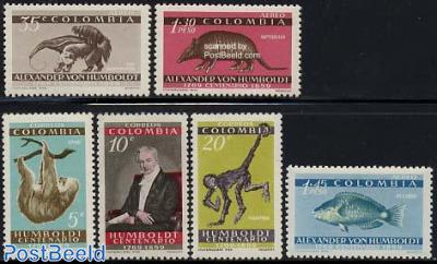 Alexander v. Humboldt 6v