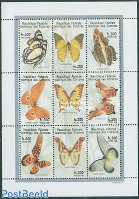 Butterflies 9v m/s