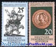 Dresden art collections 2v