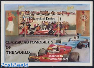 Automobiles s/s, Ferrari