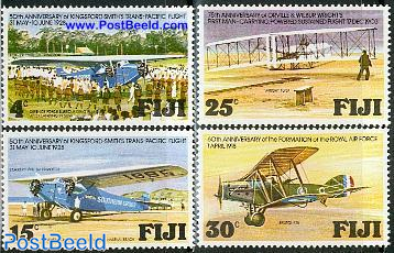 Aviation history 4v