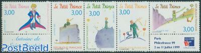 Le Petit prince 5v+2tabs [::::]