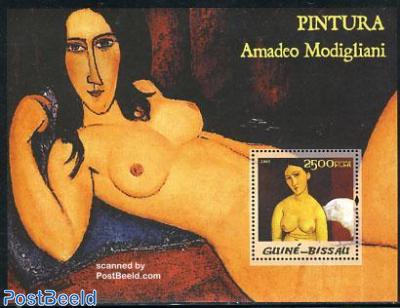 Amadeo Modigliani s/s