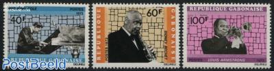 Jazz musicians 3v