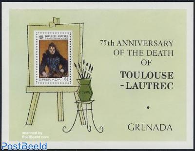 Toulouse de Lautrec s/s