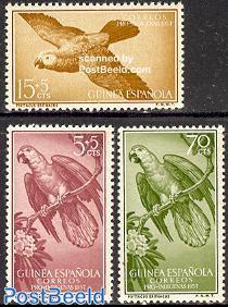 Welfare, birds 3v