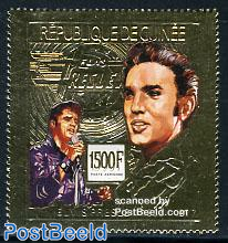 Elvis Presley 1v, gold