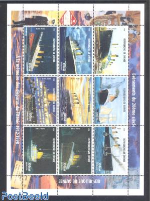 Titanic 9v
