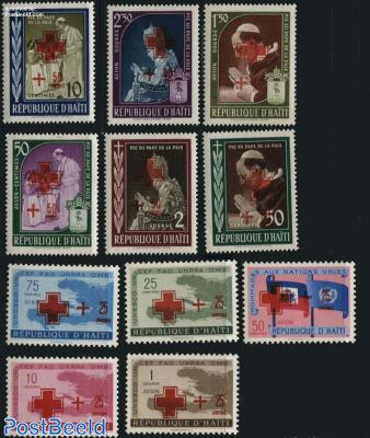 Red Cross 11v