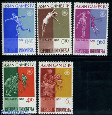 Asian games 5v