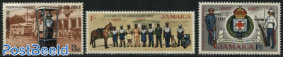 Police centenary 3v