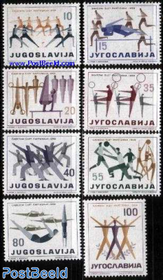 Partizan sport association 8v