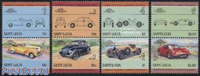 Automobiles 4x2v [:] (Hudson,VW,Kissel,Ferrari)