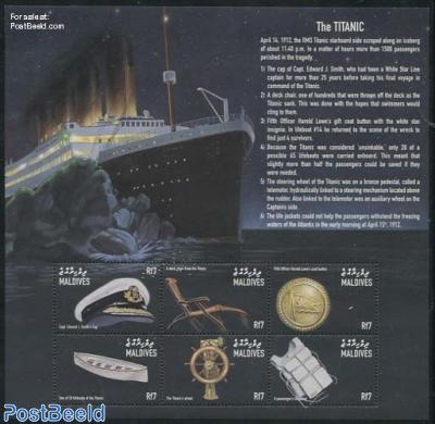 The Titanic 6v m/s