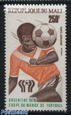 Football World Cup 1v REPUPLIQUE, mistake