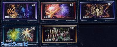 Fireworks 5v