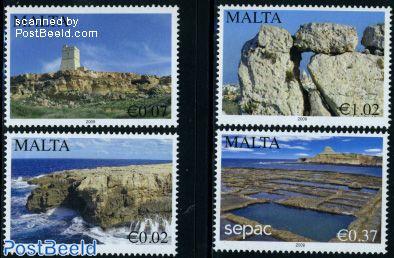 Landscapes 4v (1v SEPAC)