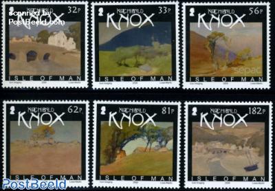Archibald Knox 6v