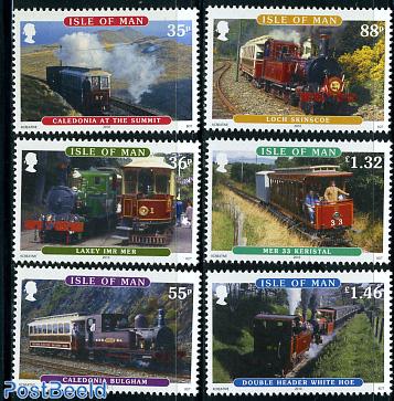 Railways 6v