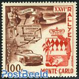 Rallye of Monte Carlo 1v